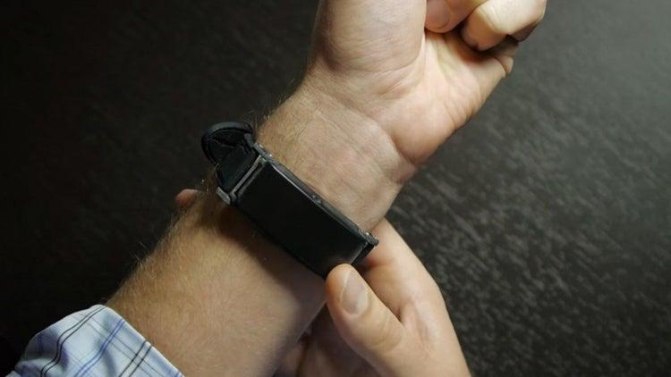 Alcohol-Monitoring Wristband Wins U.S. Prize