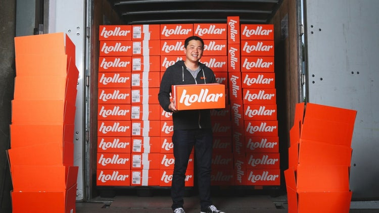 How a Group of Ecommerce Veterans Launched Hollar, an Online Dollar Store, and Hit $1 Million in Monthly Sales After Just 5 Months