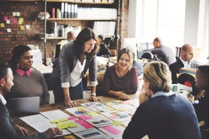 Your Office Needs a Redesign: 4 Ways to Get Your Team Involved