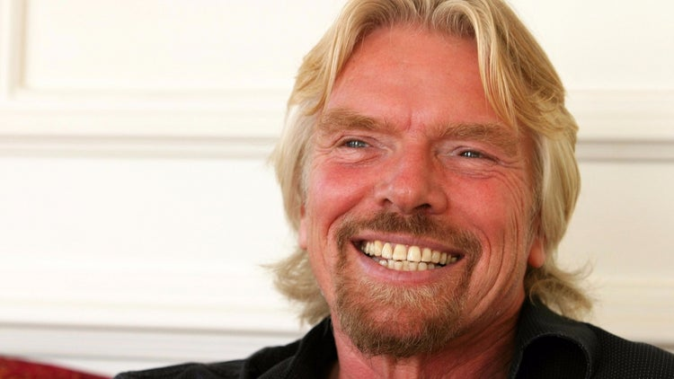 Richard Branson: Why Every Budding Entrepreneur Needs a Full-Time Job First