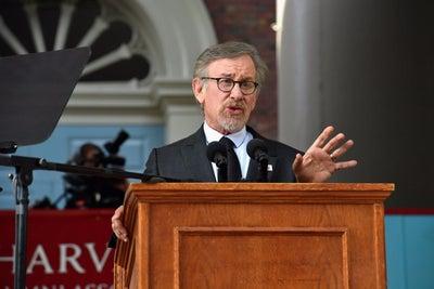 Steven Spielberg Commencement Speech, Harvard University, May 2016 (Tr...