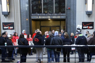 Verizon and Unions Reach Tentative Deal to End Labor Strike