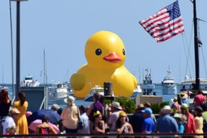 Rubber Ducky, You Were the One to Help Revive Stateside Manufacturing