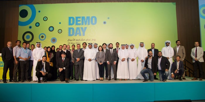 Startups Showcase: 19 Projects Graduate From QSTP's Accelerator Program
