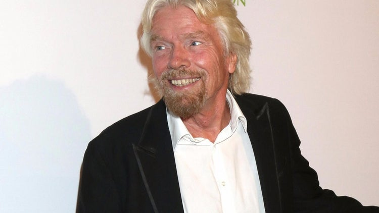 Richard Branson Caught an Employee Sleeping at the Office and Snapped a Hilarious Photo
