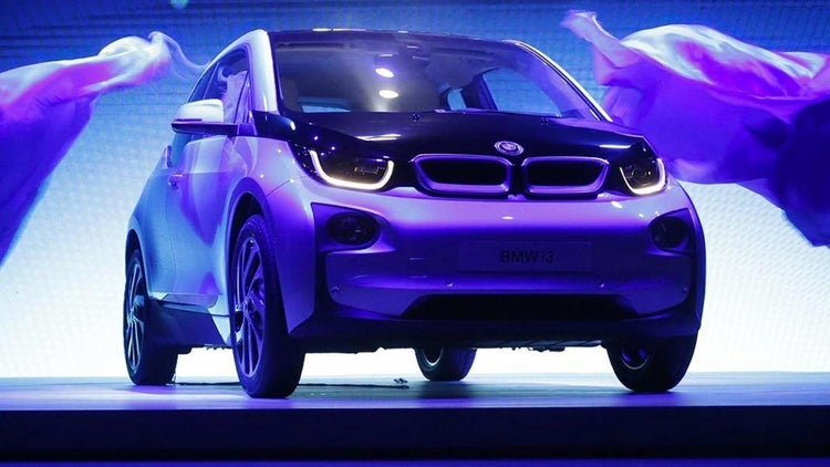 BMW Revamps 'i' Electric Car Division to Focus on Self-Driving Tech