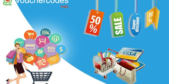 Voucher Codes India Offers Discounts on All Your Favorite E-commerce Websites