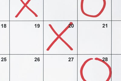 The Don't-Be-a-Schmuck Guide to Rescheduling
