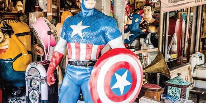 ¿Qué necesitas para poner una tienda vintage?