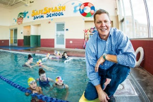 This Swim School's Model Makes Life Easy for Franchisees