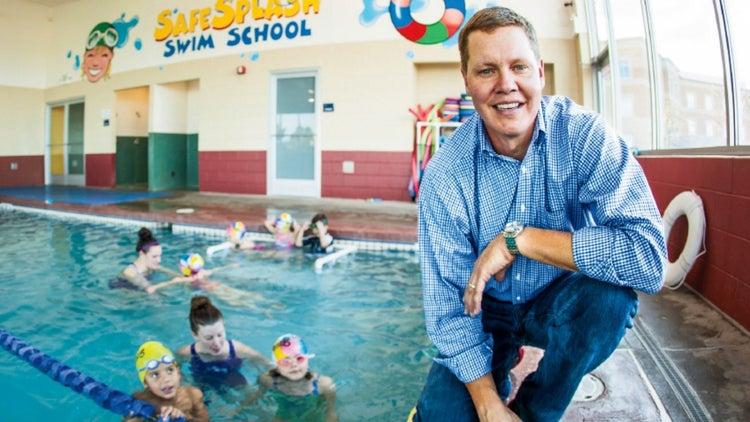 This Swim School's Model Makes Life Easy for Franchisees