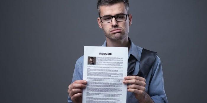 Las 10 frases de CV que los reclutadores odian