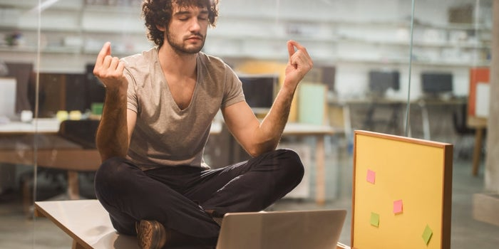 3 Easy Ways Make Yoga an Office Practice