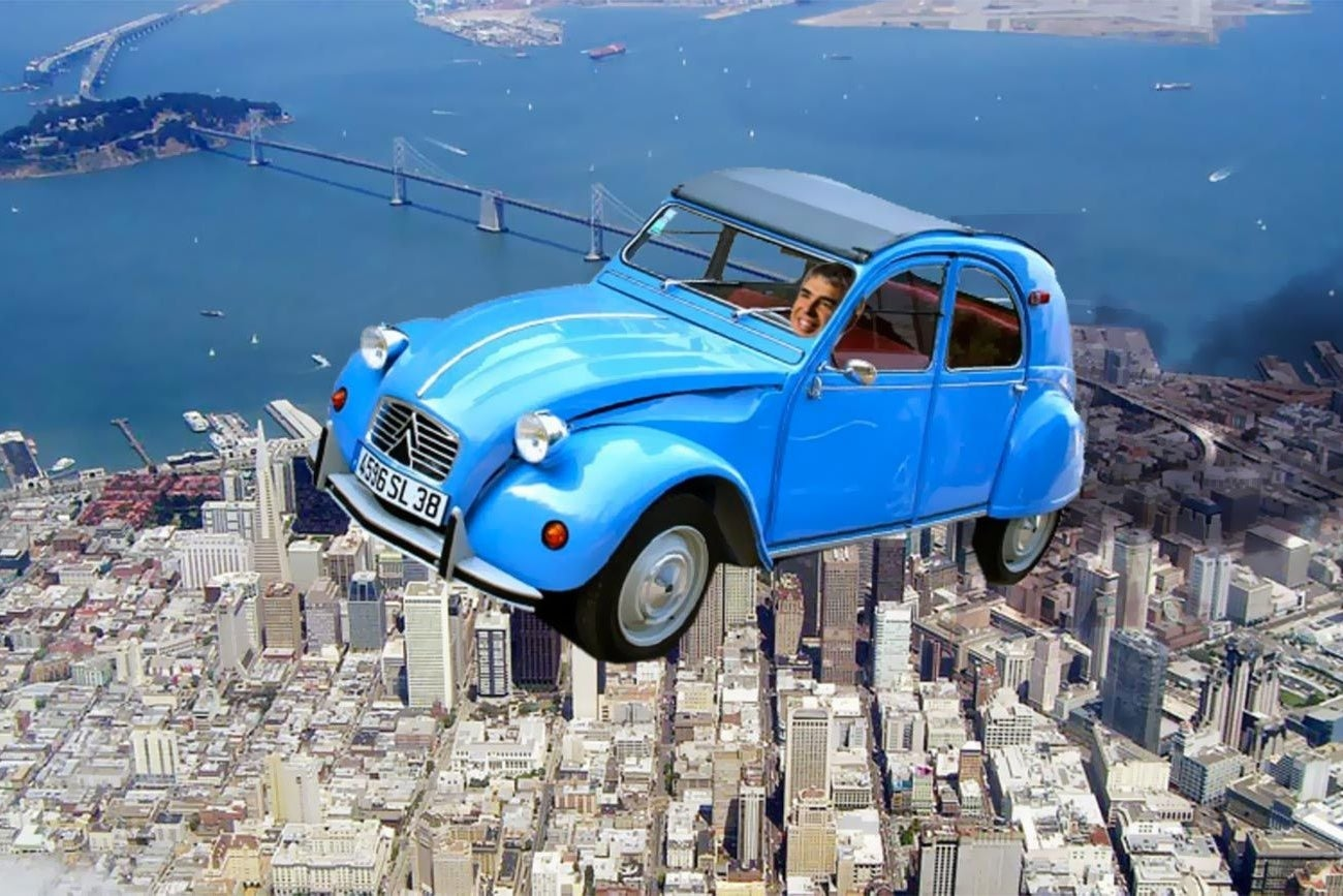 flying car marketing strategy Kitty hawk, the company backed by google's co-founder larry page, unveils new  images of its kitty hawk flyer it's a flying car with 10.