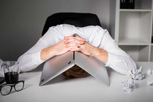 3 Ways Constant Stress Makes You a Bad Entrepreneur