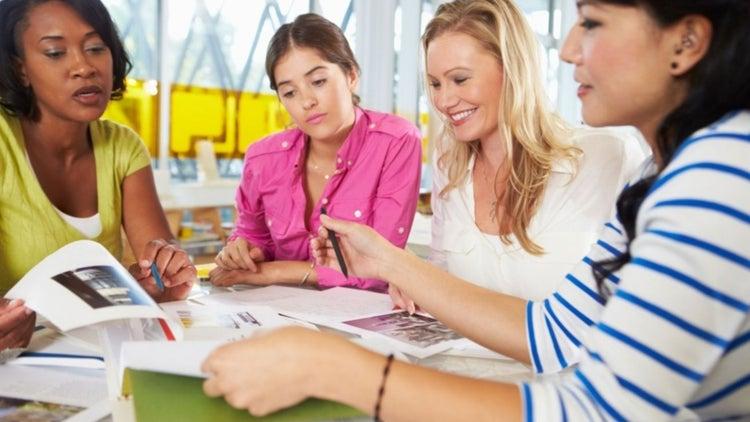 How Women Entrepreneurs Could 'Lean Out'