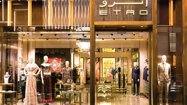 At Your Service: Etro's One-Stop Shop