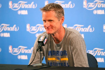 4 Leadership Lessons Every CEO Can Learn From Steve Kerr