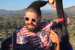 Take a Virtual Reality Hot Air Balloon Trip on June 16 at 12 p.m. EST With the Fat Jew, King of His Own Social-Media Empire