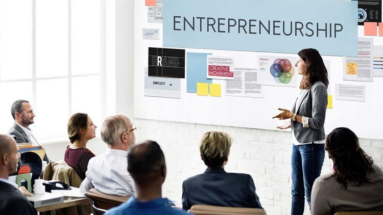 What Can You Learn From An Entrepreneurship Programme