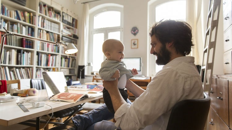 Meet the Modern Dad (Infographic)