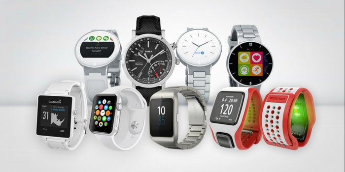 Top 10 de smartwatches en 2016