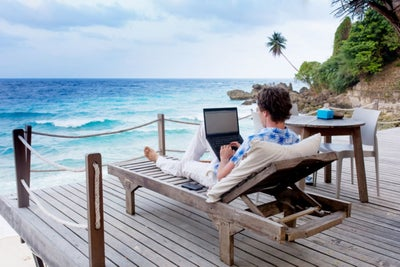 This Road Warrior Shares Business-Travel Productivity Tools