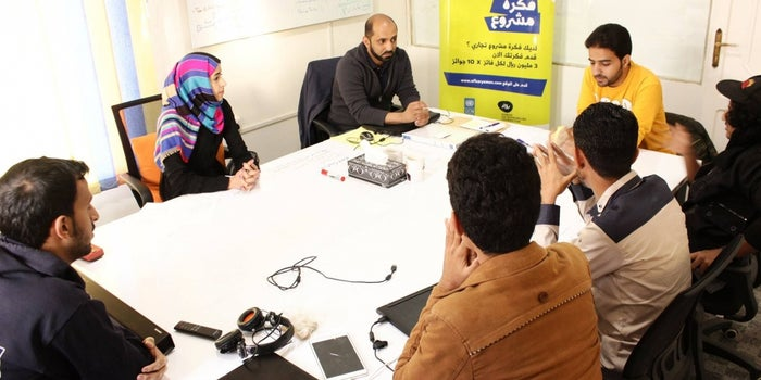 Moving Mountains: Yemen's Startups Innovate Under Unimaginable Circumstances