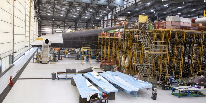 Microsoft Co-Founder Paul Allen's Space Company Nears Debut of World's Biggest Plane