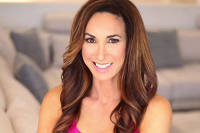 At Age 40, Natalie Jill Was Overweight and Broke. Then Fitness Made He...