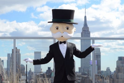 Move Over 'Hamilton,' 'Monopoly the Musical' Is Coming to Broadway