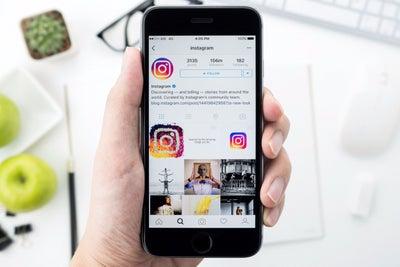 Instagram Blurs Out 'Sensitive' Photos