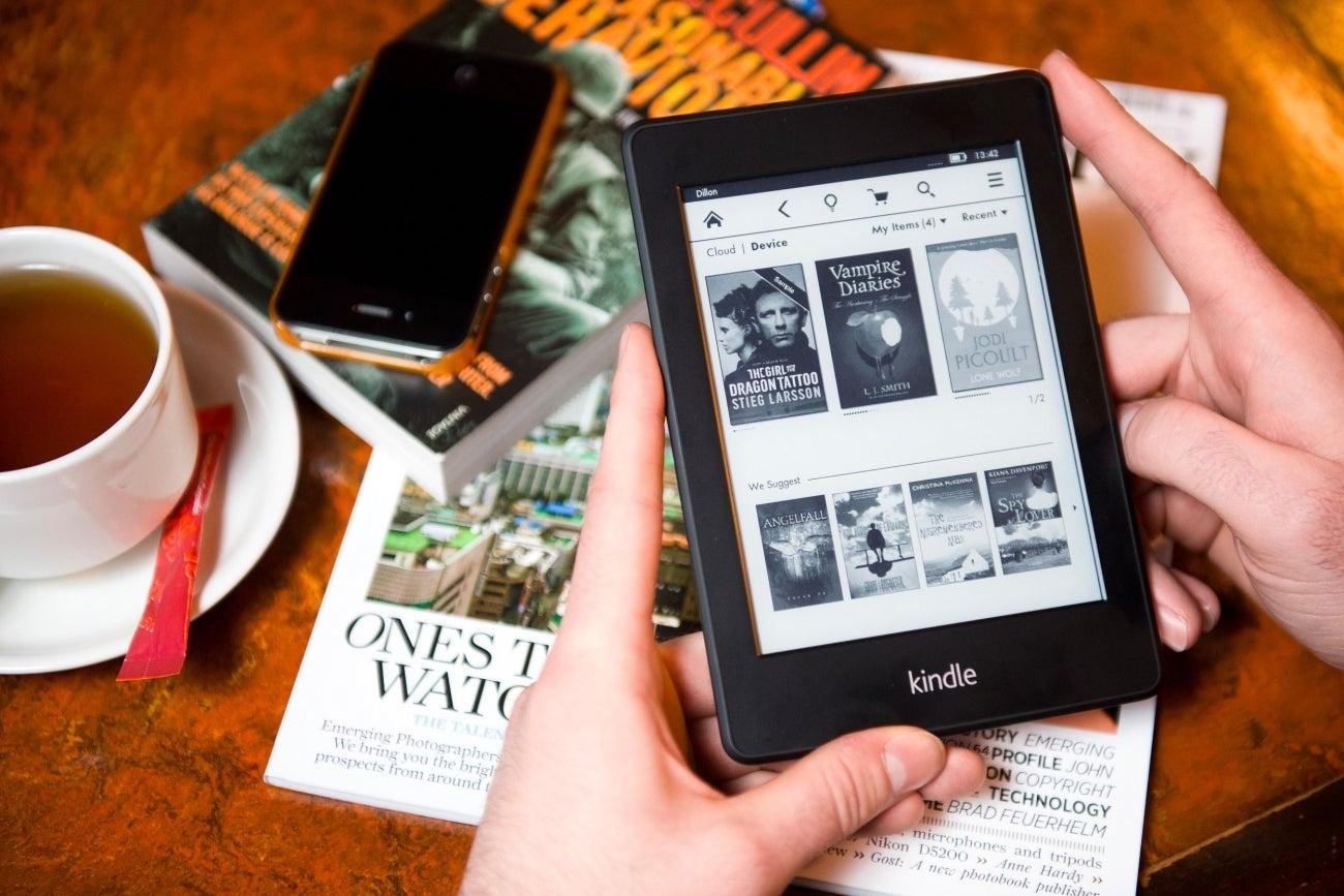 como comprar un ebook en amazon