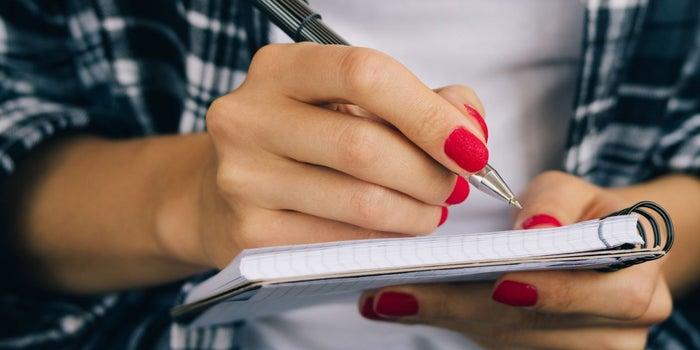 Música para escribir: plasmar las ideas en papel