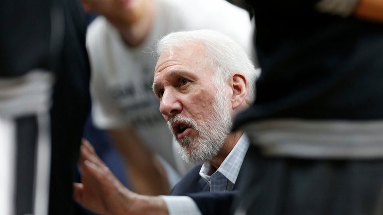 To Build Your Dream Team Study How 'Coach Pop' Recruits Talent