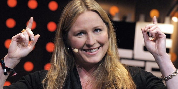 Indiegogo's Founder Was Rejected 90 Times -- Here's How She Bounced Back