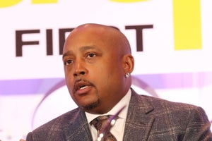 Daymond John Takes Over Weekly White House Email