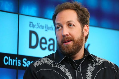 Billionaire Venture Capitalist Chris Sacca on the 'Quickest Way to Get...