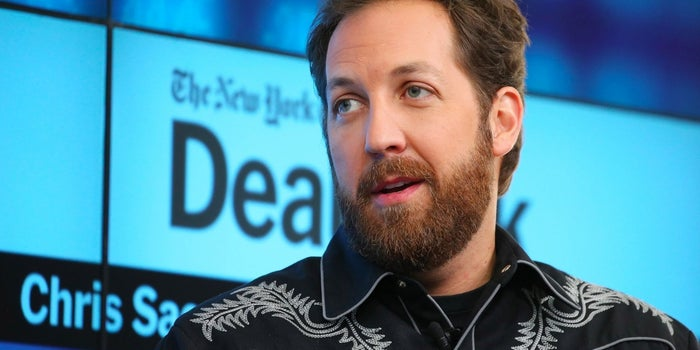 Billionaire Venture Capitalist Chris Sacca on the 'Quickest Way to Get Rich'