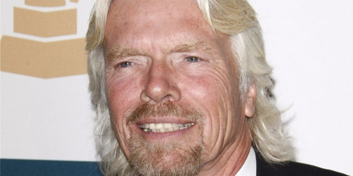 Richard Branson: The Key to Success Is Intention