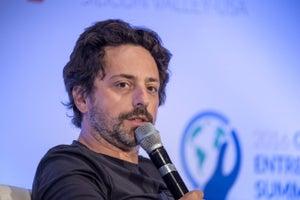 Sergey Brin: Don't Come to Silicon Valley to Start a Business