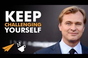 Christopher Nolan and the Importance of Challenging Yourself