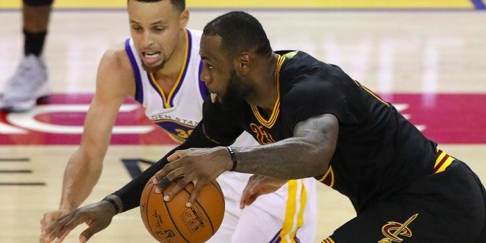 Did LeBron James Win the NBA Finals Sneaker Battle?
