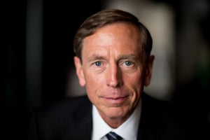 5 Tips for Entrepreneurial Success From Gen. David Petraeus