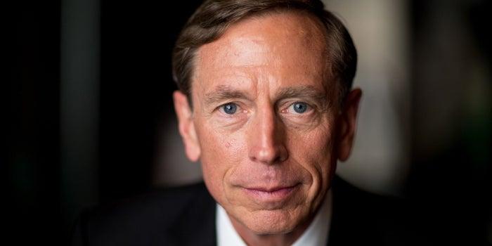 5 Tips for Entrepreneurial Success From Gen. David Petraeus