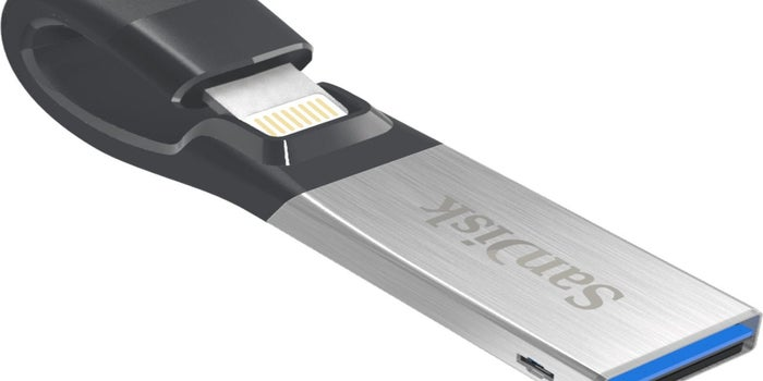 Limitless: SanDisk Creates Expandable Memory For iPhone