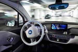 BMW to Team Up With Tech Firms for Driverless Cars