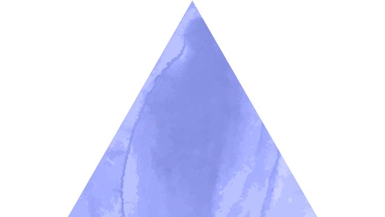 El triángulo que te evitará una mala inversión