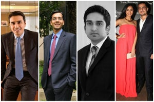 Young Sons-in-law Who Will Write The Future Success Of These Family Business