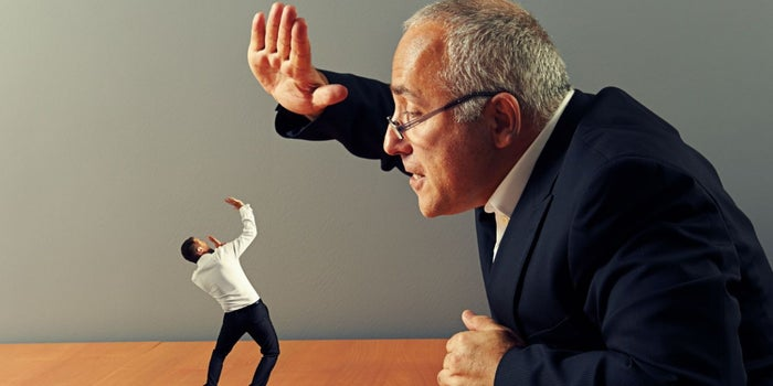 9 cosas que hacen los jefes que obligan a renunciar